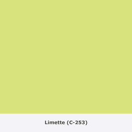 "THYMOS NOVALIN, natürliche Wandfarbe, matt ""Limette"" (C-253)"