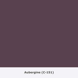 """THYMOS NOVALIN, natürliche Wandfarbe, matt """"Aubergine"""" (C-151)"""