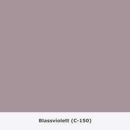 "THYMOS NOVALIN, natürliche Wandfarbe, matt ""Blassviolett"" (C-150)"