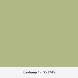 "THYMOS NOVALIN, natürliche Wandfarbe, matt ""Lindengrün"" (C-176)"