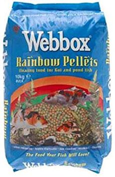 Rainbow Pellets