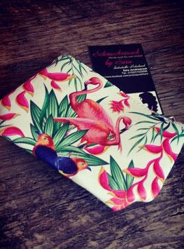 """Mini-Tasche """"Flamingo bunt"""""""