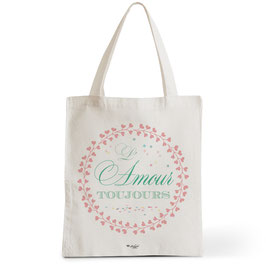 Tote Bag L'Amour Toujours