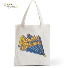 Tote Bag Wonder Moman