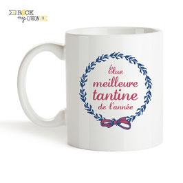 Mug Meilleure Tantine