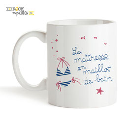 Mug Maillot de Bain