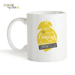 Mug Limoncello