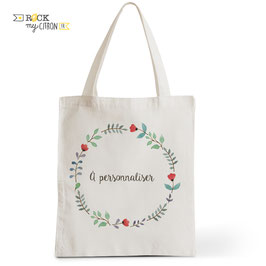 "Tote Bag ""Poppies"