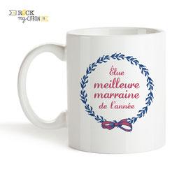 Mug Meilleure Marraine