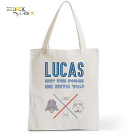 Tote Bag Trooper Personnalisable