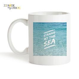 Mug Staring At The Sea