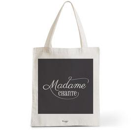 Tote Bag Madame Chante