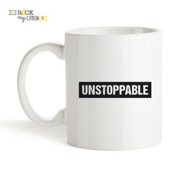 Mug Unstoppable