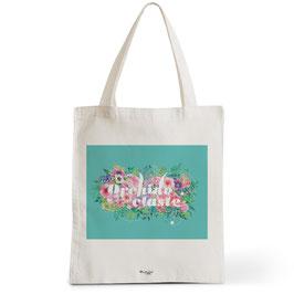 Tote Bag Langage Fleuri
