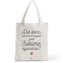 Tote Bag Sublime