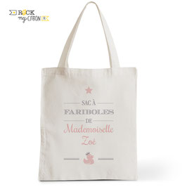 Tote Bag Duck Personnalisable