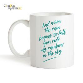Mug When The Rain