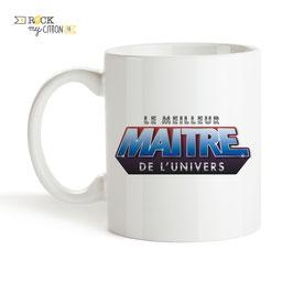 Mug Maître de l'Univers