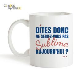 Mug Sublime