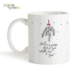 Mug Sous Le Gui