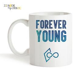 Mug Forever Young