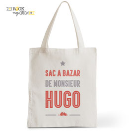 Tote Bag Pilote Personnalisable