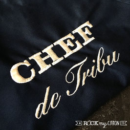 Tablier Chef De Tribu