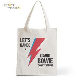 Tote Bag Let's Dance - Ziggy