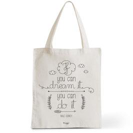 Tote Bag Dream It