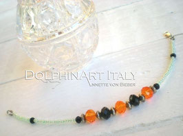 Murano Bracelet *DON'T BE AFRAID TO 'FALL'*