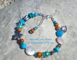 Bracelet *COLORED WAVE*