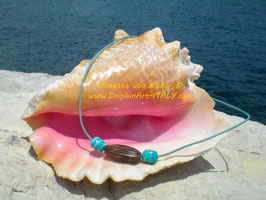 Necklace *TURQUOISE SURFER PASSION*