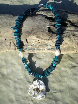 Necklace *OCEAN MEMORY*
