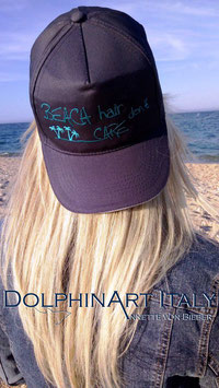 Cap *BEACH HAIR DON'T CARE*