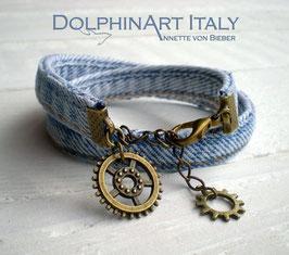 Bracelet *DENIM STEAM*