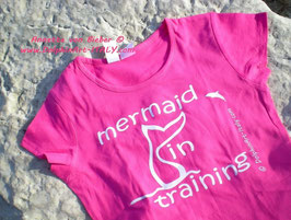 T-SHIRT FOR KIDS *MERMAID IN TRAINING*