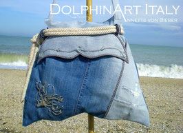 Shoulder bag DOLPHIN TAIL