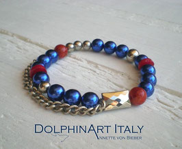 Bracelet *BLUE POPPY*