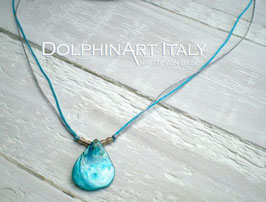 Necklace *BIMINI'S BLUE WATER*