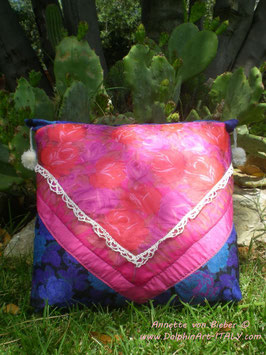 Pillow *BOHEMIAN ROSE*