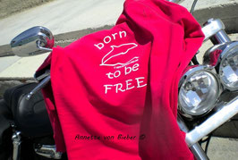 SWEATSHIRT *BORN TO BE FREE*
