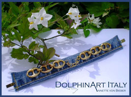 Bracelet CHAINS OF DENIM