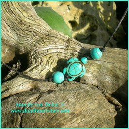 Necklace *TURQUOISE TURTLE*