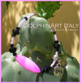 Murano Glass Bracelet *I LOVE MURANO*