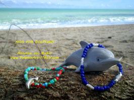 Bracelets *KIDS FOR DOLPHINS*