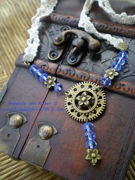 Necklace *STEAM~FLOWER*