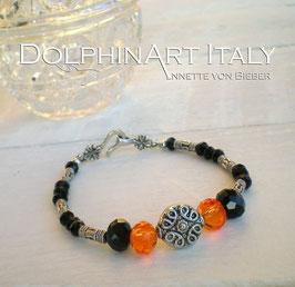 Murano Bracelet *HALLOWEEN NIGHT*