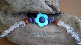 Bracelet *ROCKING BOHEMIAN FLOWER*