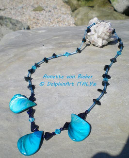 Necklace *THREE SISTERS - BIMINI*