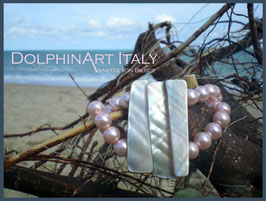 BRACELET PEARLY SUNSET